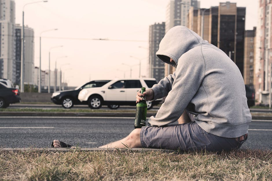 reasons to stop drinking person with a drinking problem
